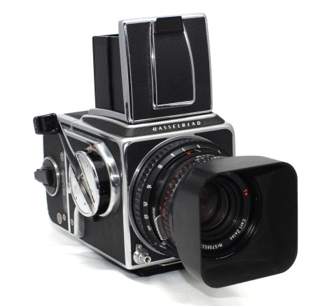 The Hasselblad 503CX, fantastic system that delivers images that shine