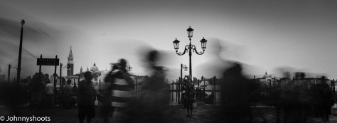 The Xpan and Venice- perfection, this shot is similar to the one we had on the wall in the shop