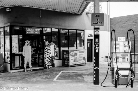 This time the Leica M7 and the 35mm Cron- not sure what the onsies have to do with petrol but who cares?