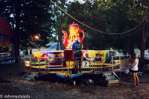 Cross process carnival