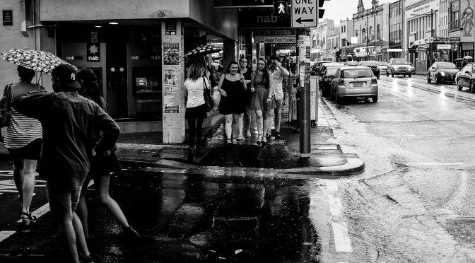Rainy Days In Newtown