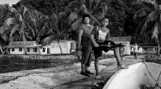 Fiji 2015- Black & Whites
