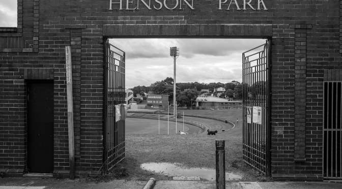 Some Shots Around Henson Park