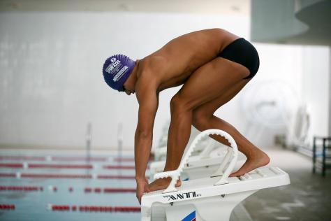 Kenneth To, Australian Olympic Swimmer and Speedo ambassador