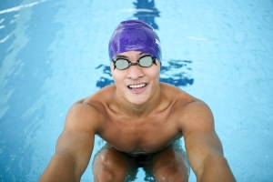 Kenneth To, Australian Olympic Swimmer and Speedo ambassador
