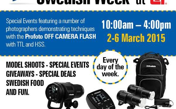 Swedish Week!