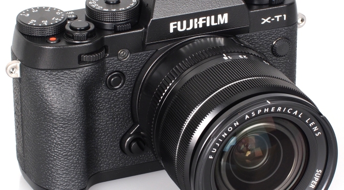 The Fuji X-T1- Is It Good Enough?