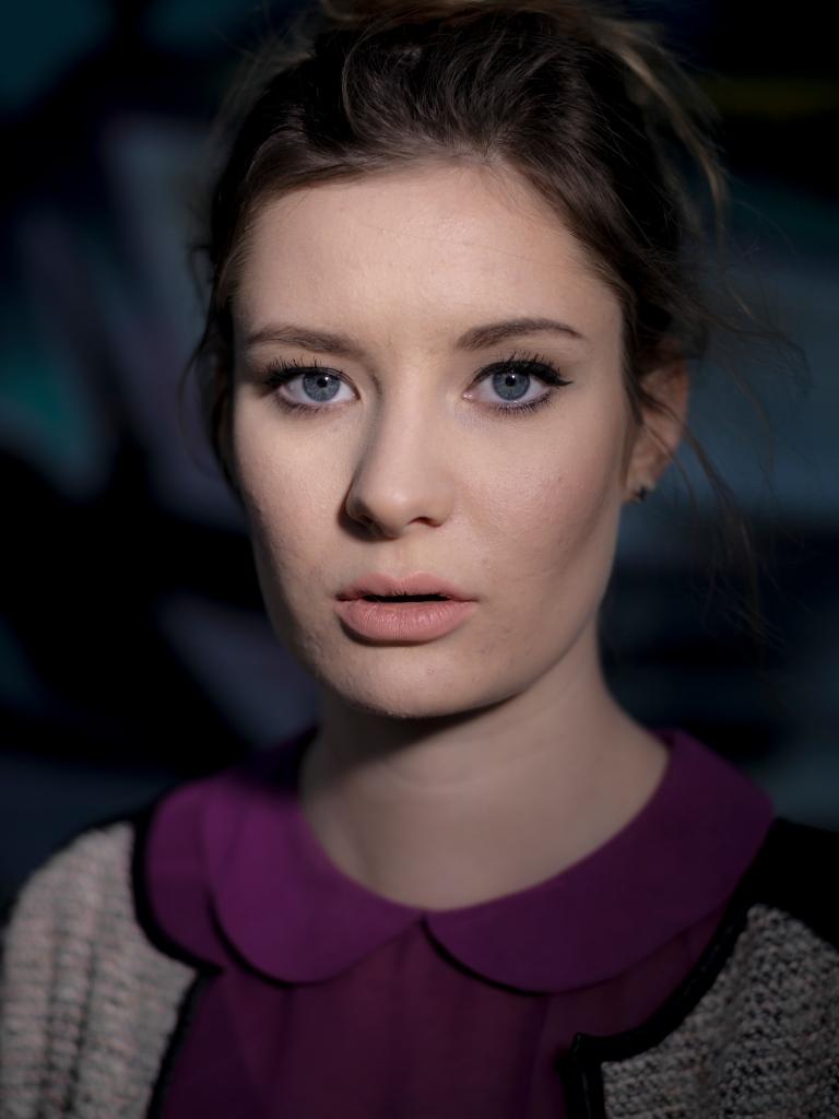 Portrait Project victim number 1- Rachel