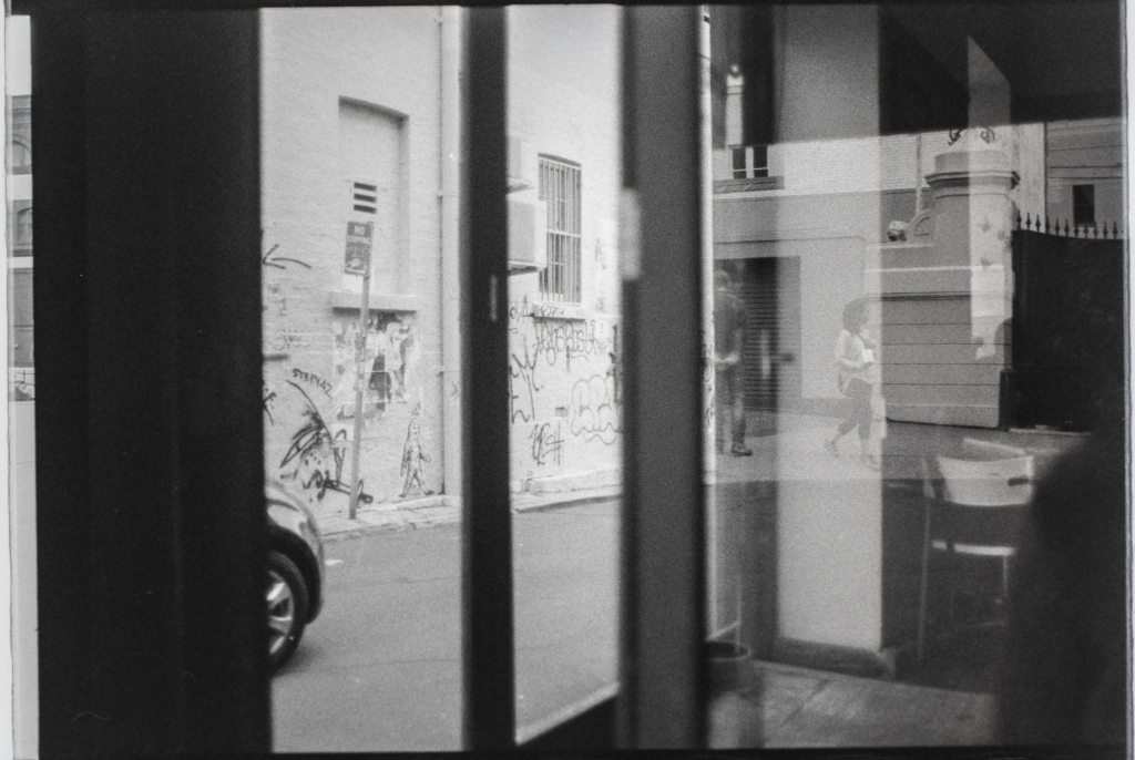 The A7 seems to capture the grain of the film but not as full on as a normal scanner