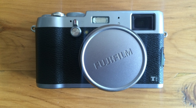 Fuji X100T Is Up For Sale
