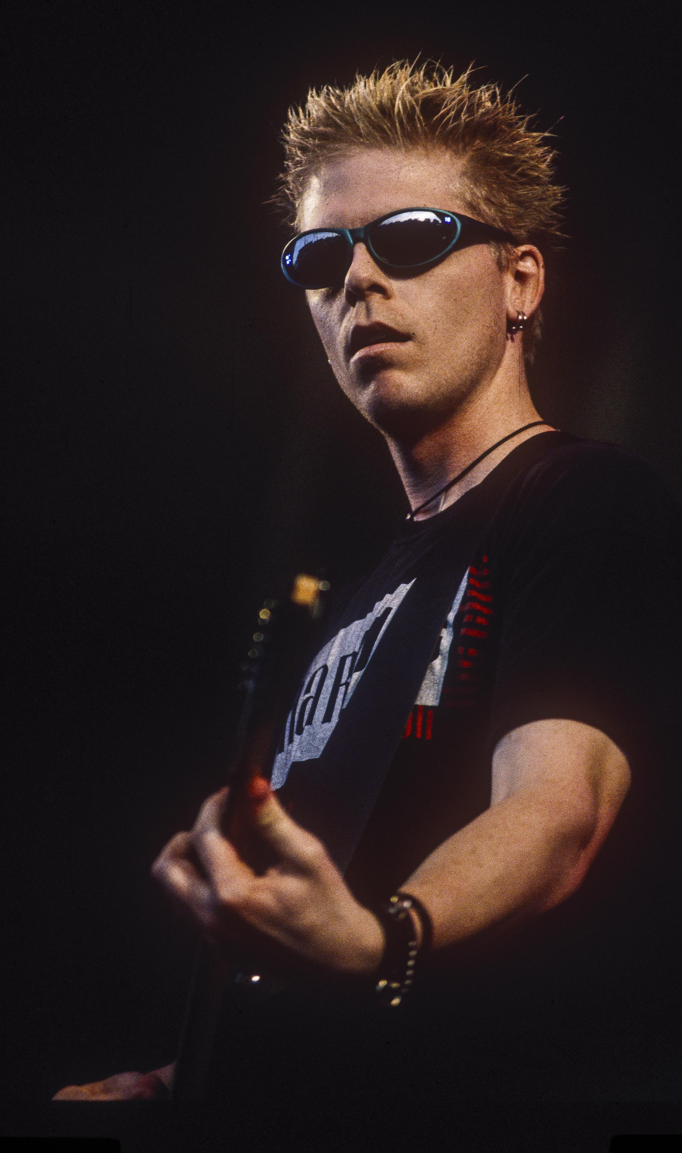 Dexter Holland, The Offspring at Livid '96