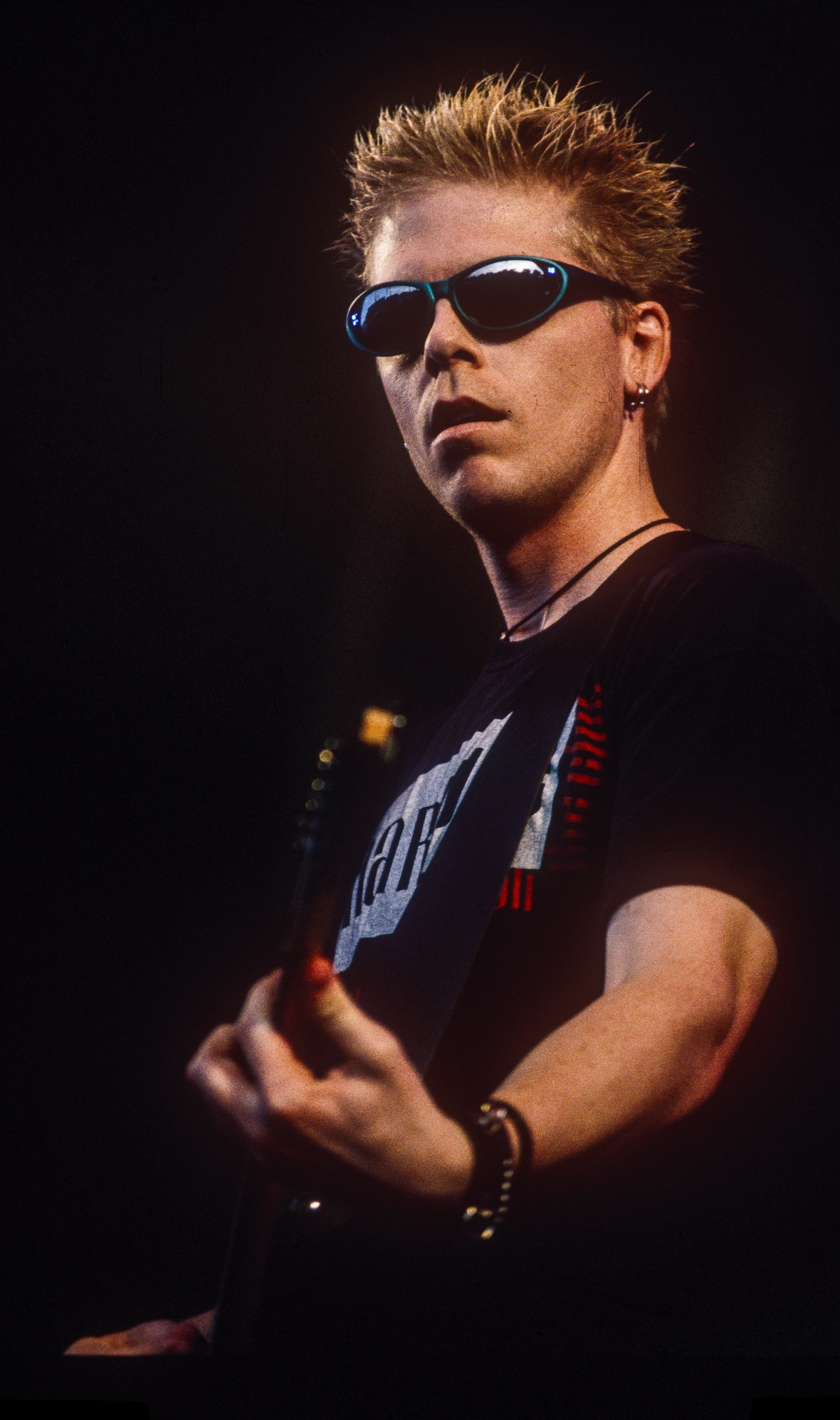 Dexter Holland, The Offspring at Livid '96