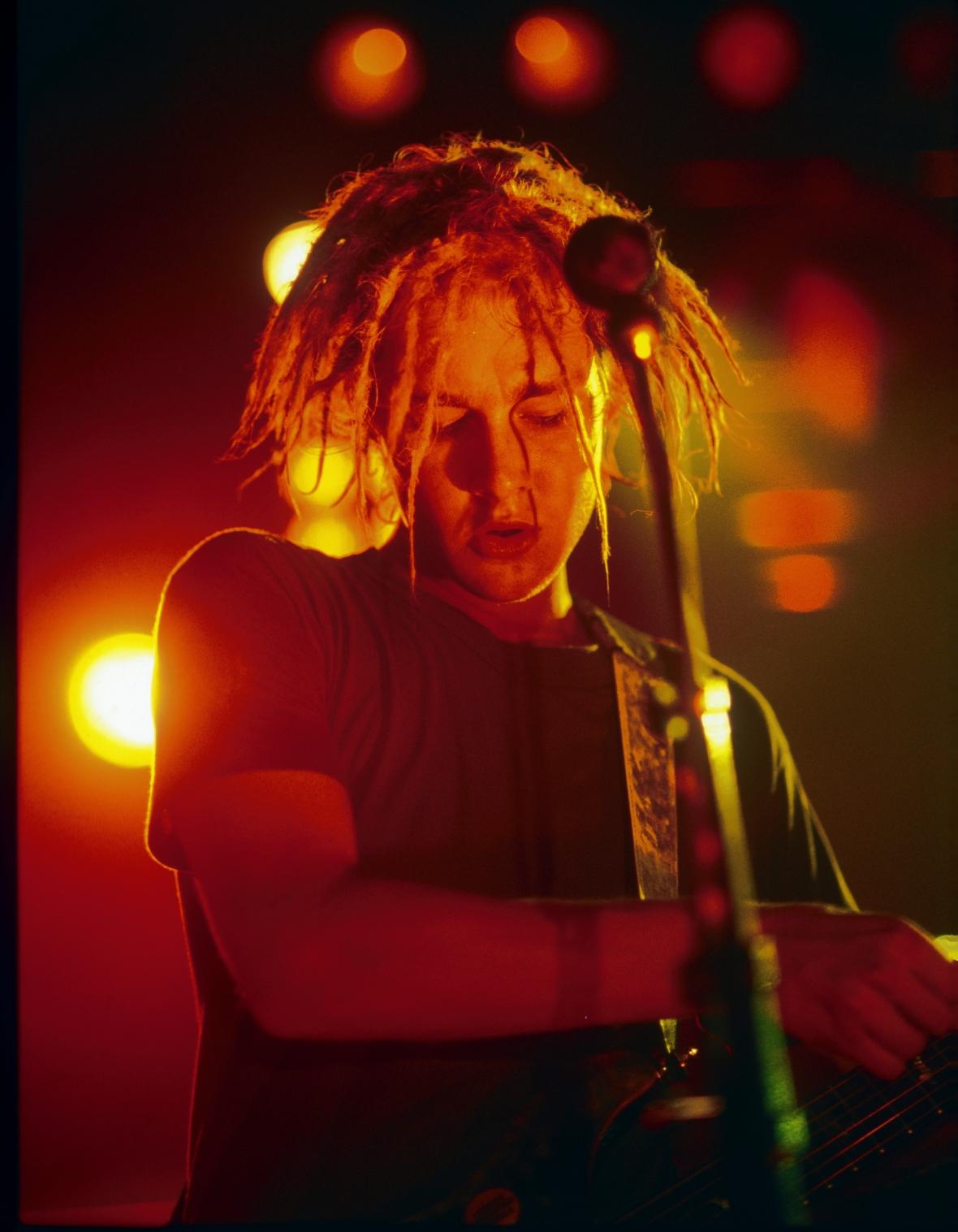 Daniel Johns, Silverchair- Sydney Uni Gig 1996