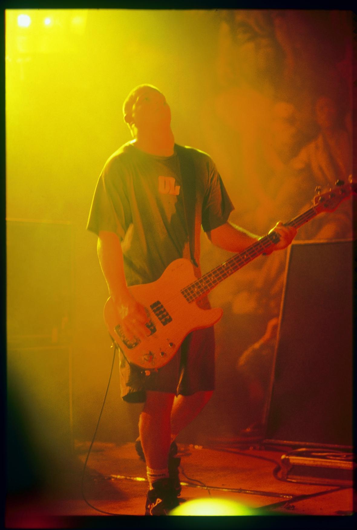 Chris Joannou, Silverchair- Sydney Uni Gig 1996