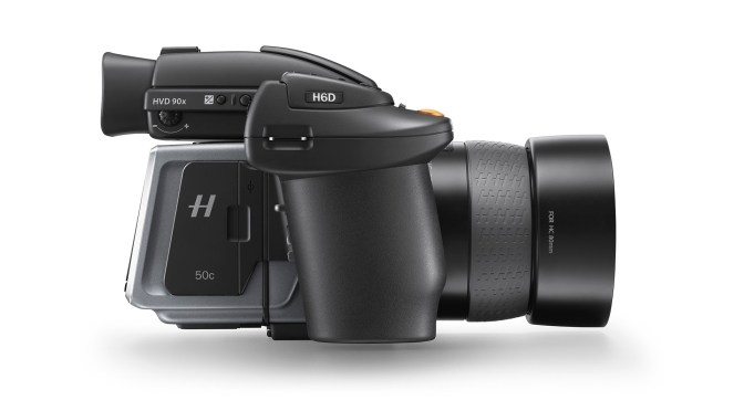 Hasselblad H6D-50- First Impressions