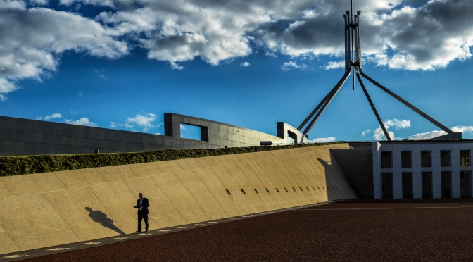 Canberra With The H6D-100